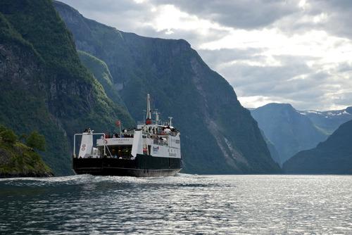 Nærøyfjord.