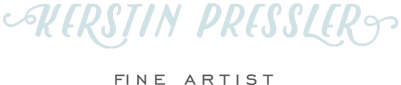 logo.fineartist.kerstinpressler.com