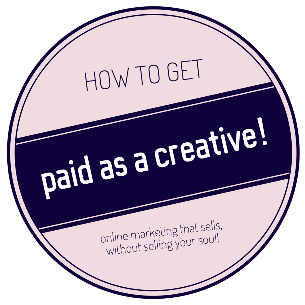 Final logo, how to get paid as a creative!.png
