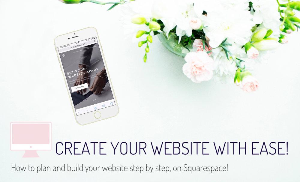 create your website with ease. kerstinpressler.com