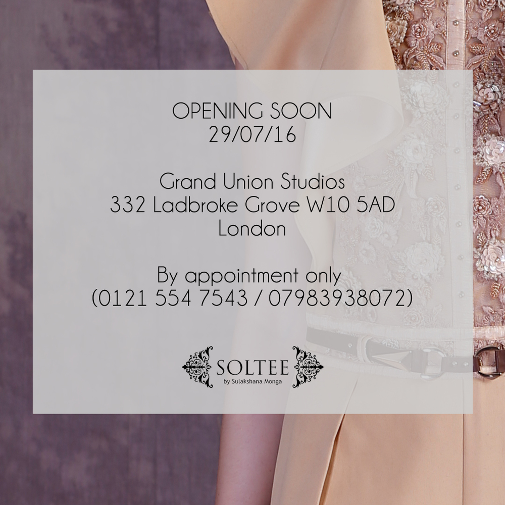 London Studio Opening