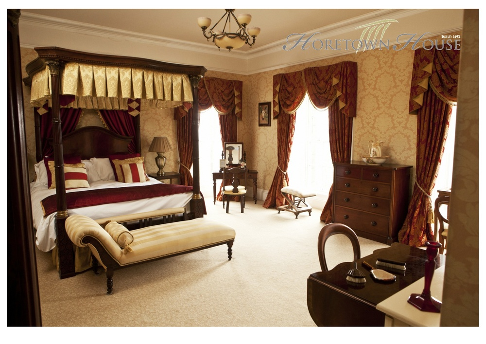 The Lady Fitzgerald Bridal Suite