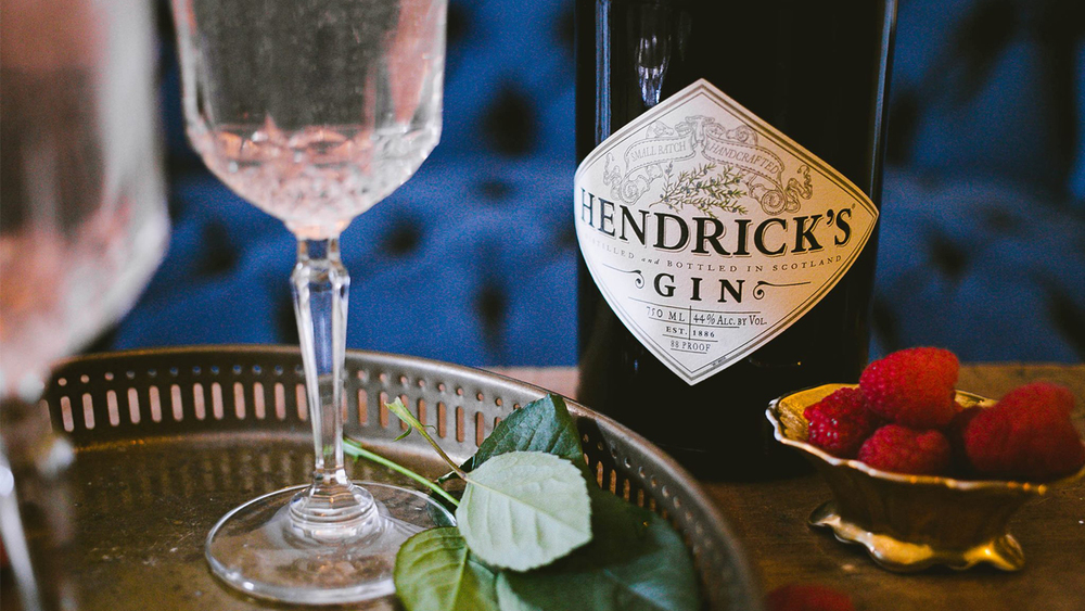 Hendrick's Gin, authentic to 1886 or 1999?