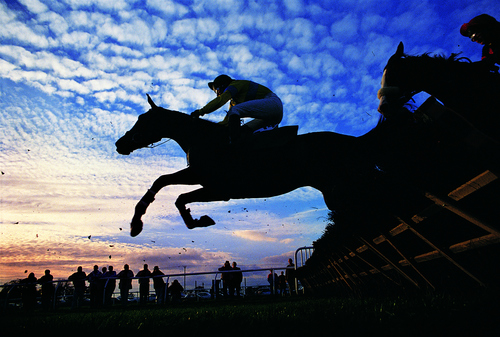 A challenger's guide to running a two horse race