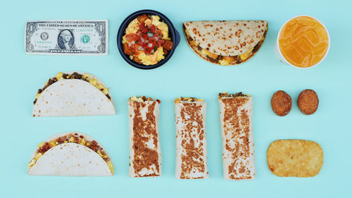 How Taco Bell challenged Goliath for a piece of the breakfast pie