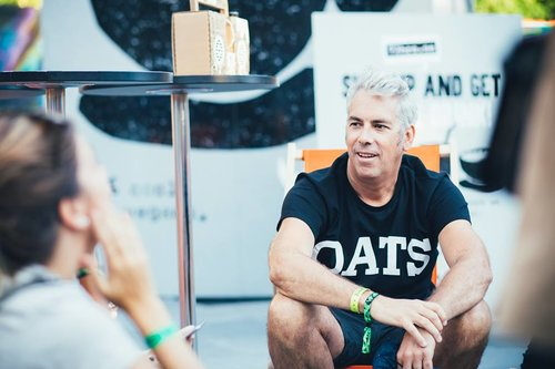 An interview with the Creative Director of Oatly