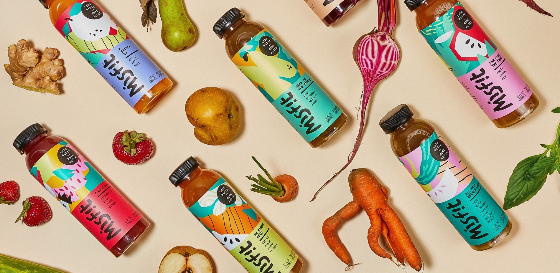 Challenger to Watch: Misfit Juicery