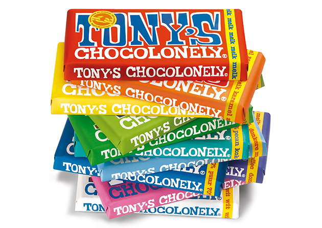 Tony's range includes 11 classic and 8 limited edition flavours.