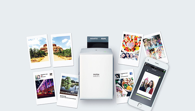 The Instax Share SP-2 Printer