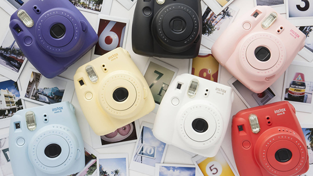 The Instax Mini 8