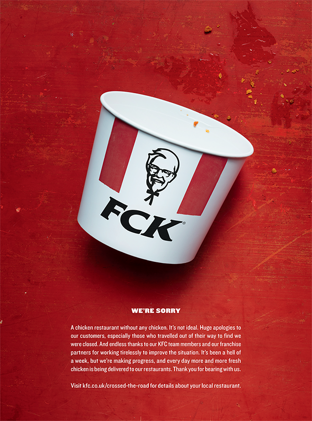 Credit: Mother London / KFC