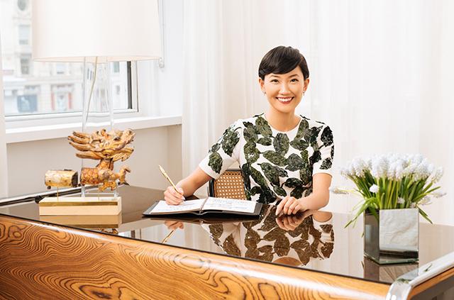Founder & CEO - Shirley Chen. Credit: Narrativ.