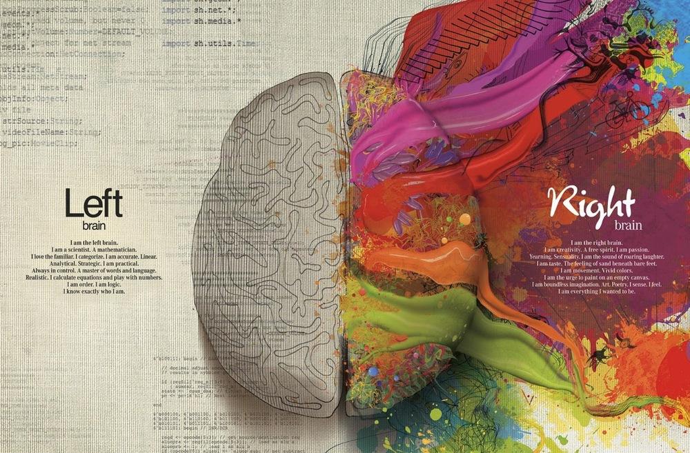 Shelley Ottens Marketing-Green brain