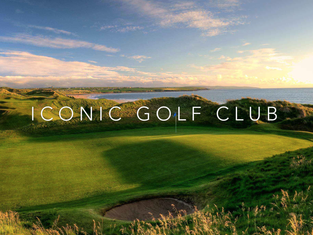 Iconic Golf Club Membership