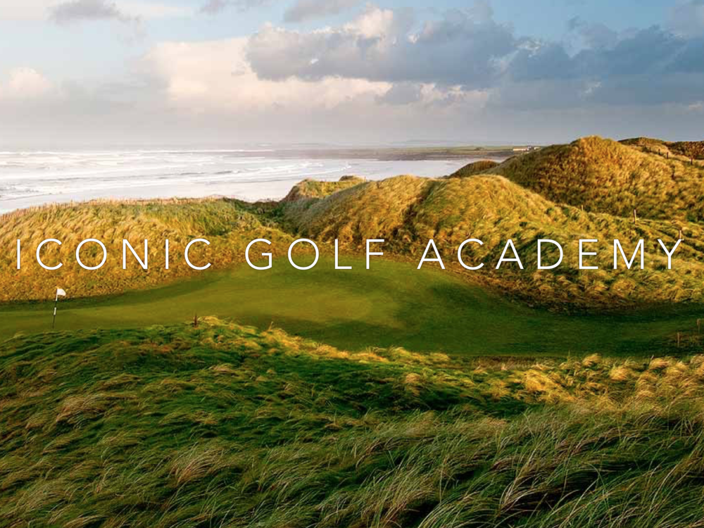 The Iconic Golf Academy of Excellence