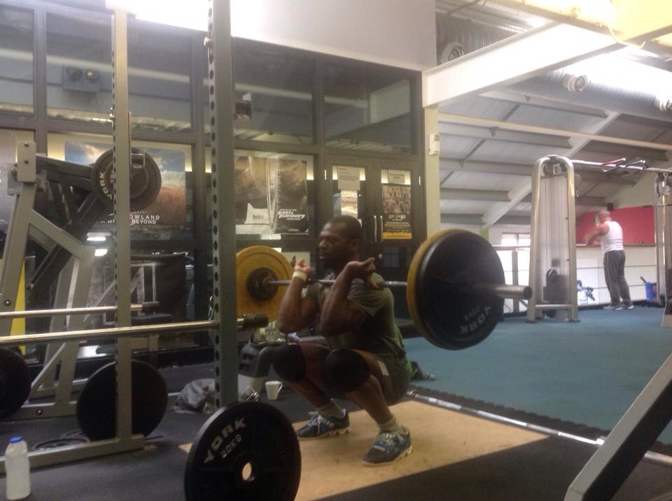 Heavy squats are back in the game...