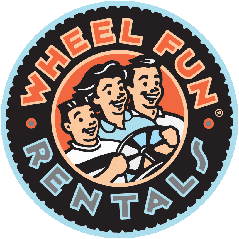 Wheel Fun Rentals logo