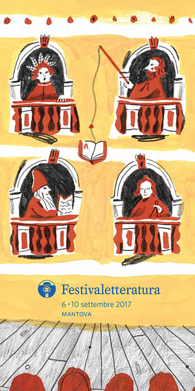 Copy of Festivaletteratura Mantova 2017, Andrea Antinori and Pietro Corraini, 2017