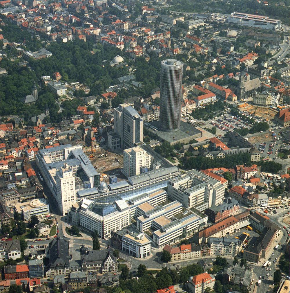 Carl zeiss jena will hulbert architect riba for Design hotel jena