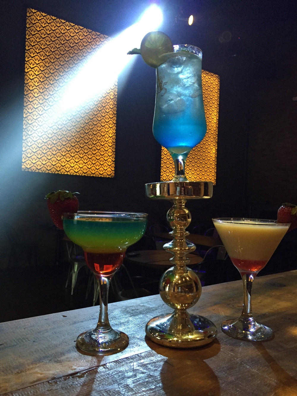 Drinks by #Bar.