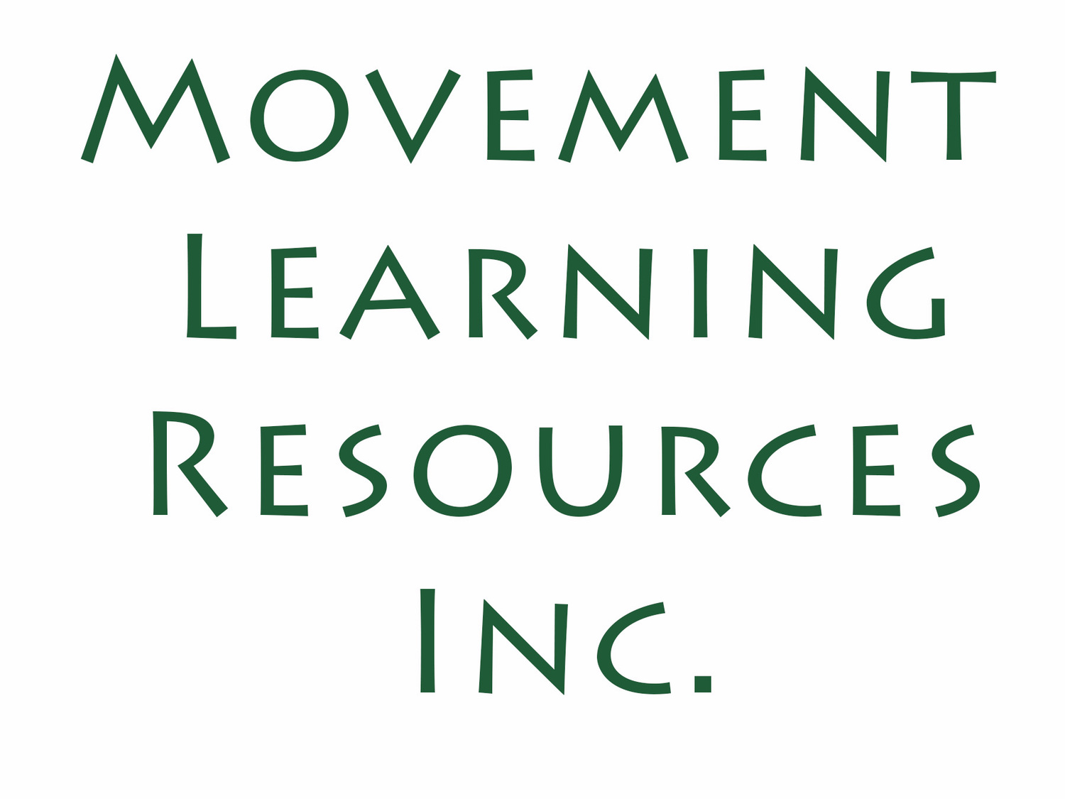 Movement Learning Center Inc.