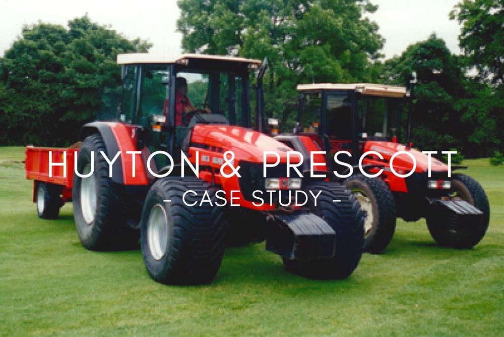 Huyton & Prescott GC - Case Study
