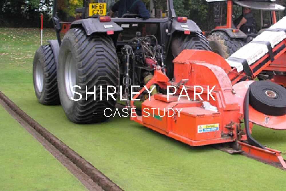 Shirley Park  - Case Study