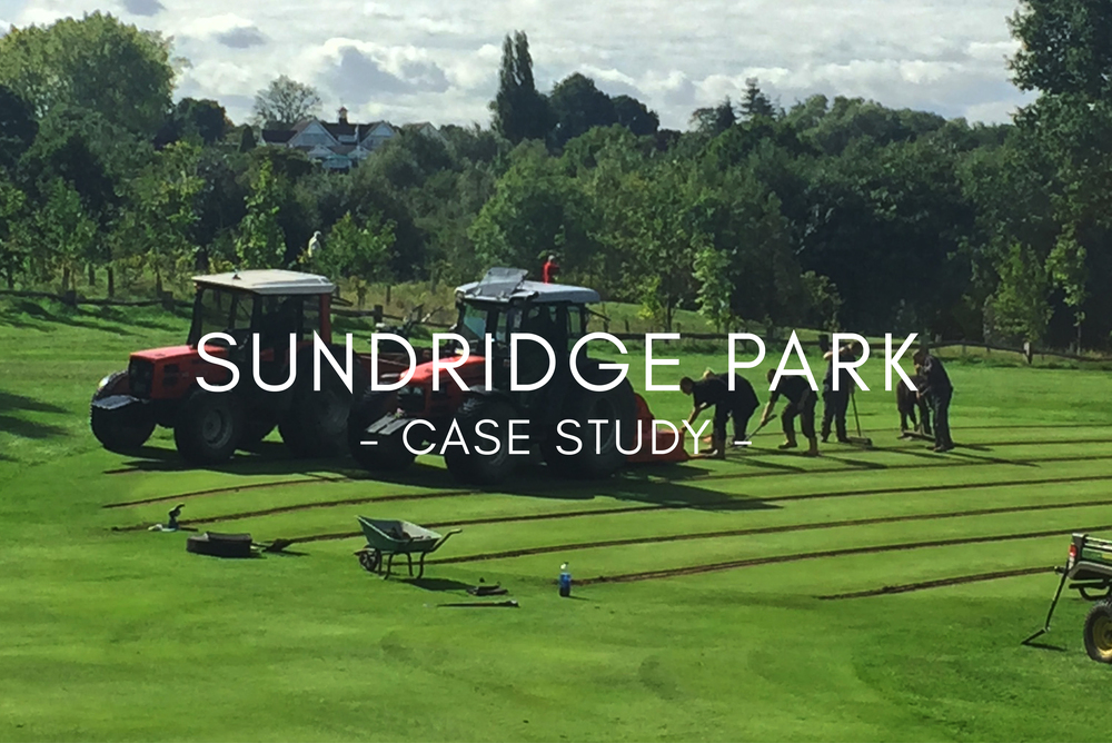Sundridge Park Golf Club - Case Study