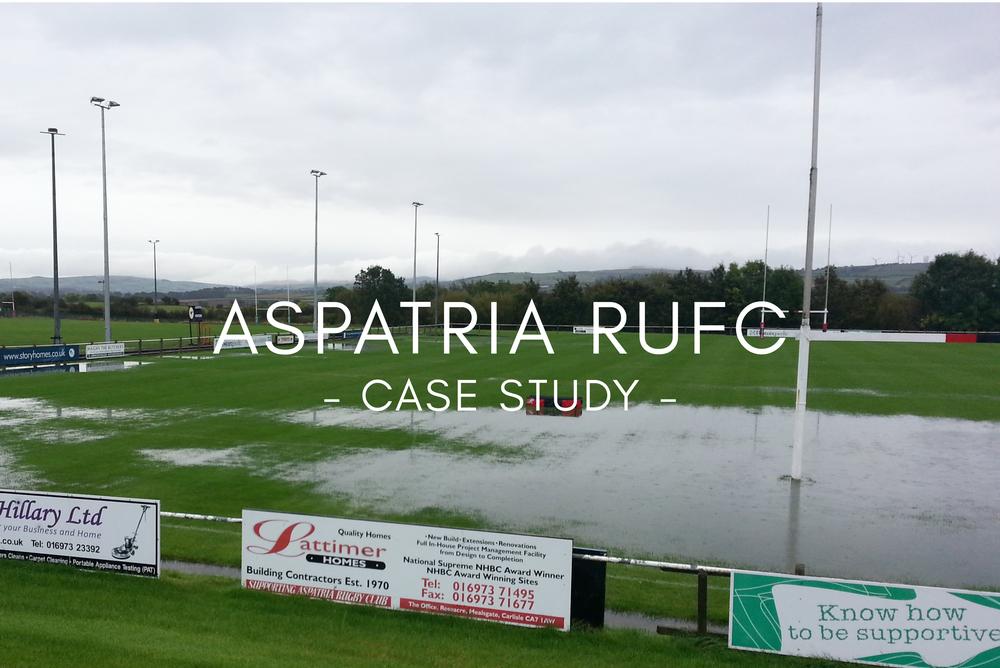 Aspatria RUFC - Case Study