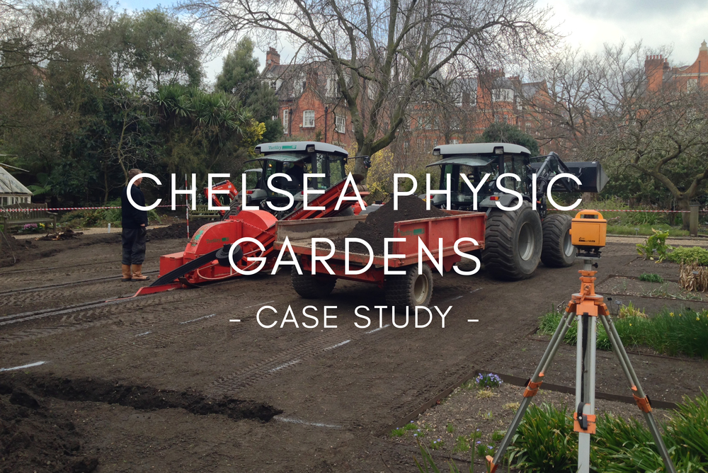 Chelsea Physic Gardens - Case Study