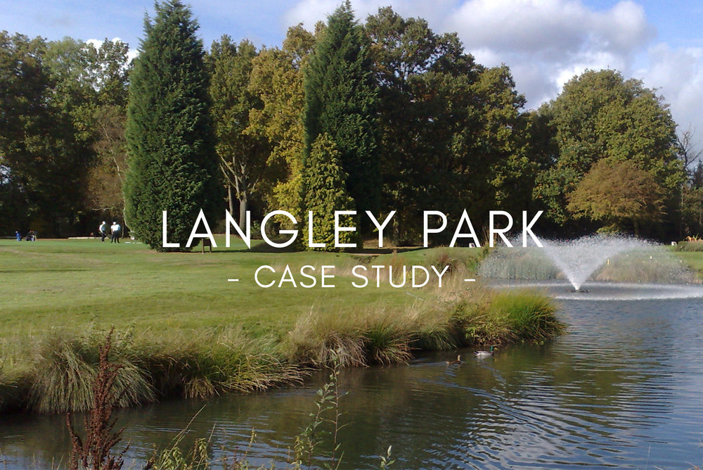 Portfolio - Langley Park Golf Club