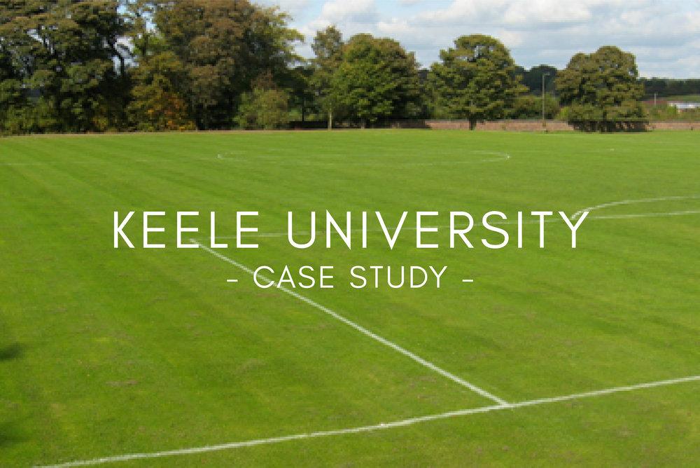 Portfolio - Keele University