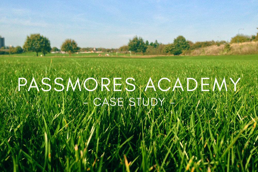 Portfolio - Passmores Academy