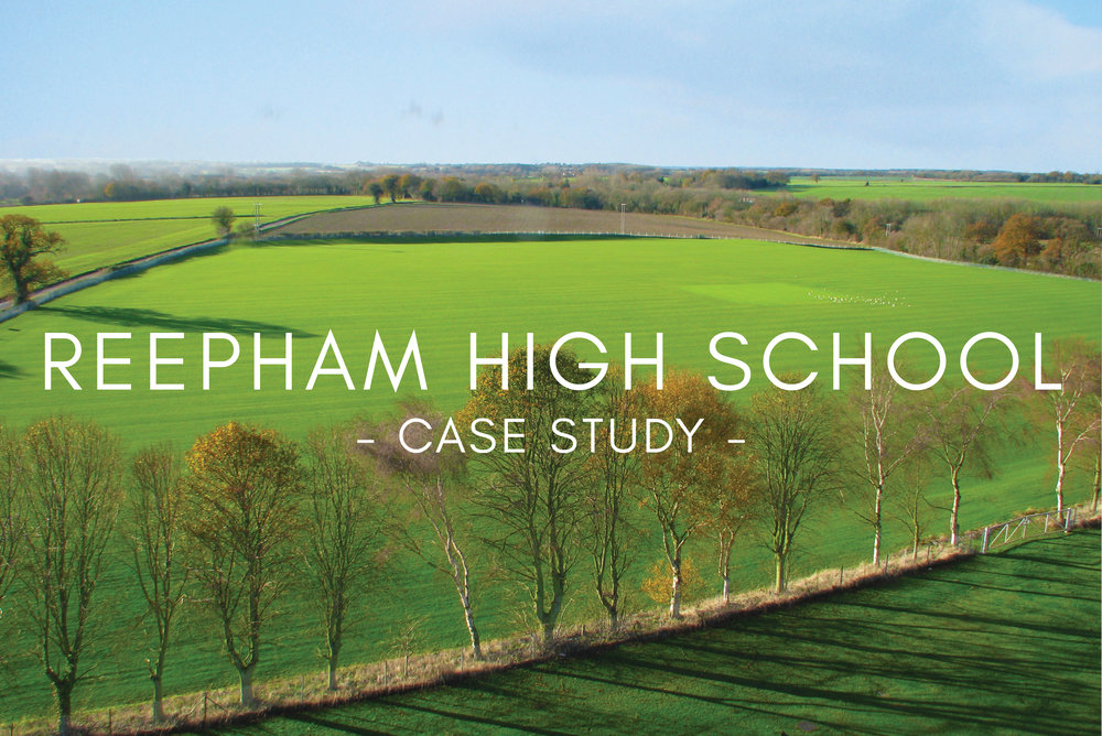 Portfolio - Reepham High School Pitch Design & Construction