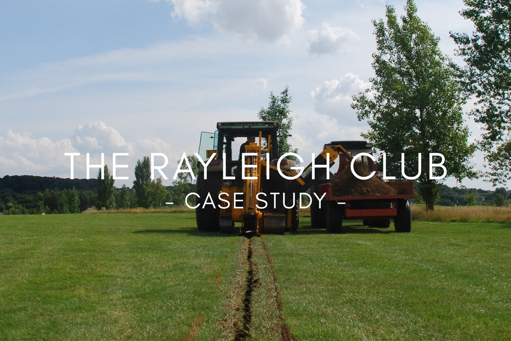 Case Study - The Rayleigh Club