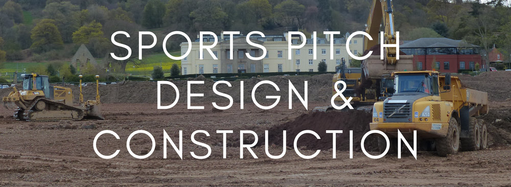 Sports Pitch Design & Construction