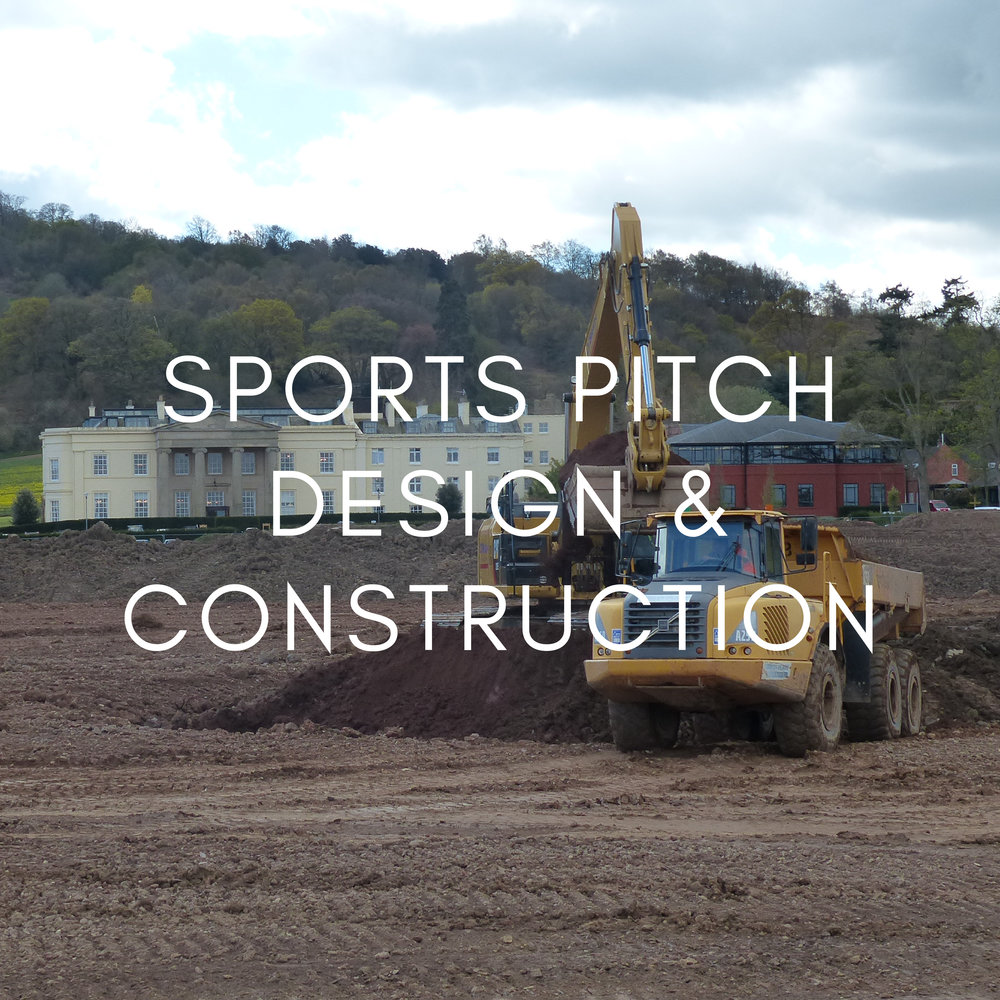 Sports Pitch Design & Construction