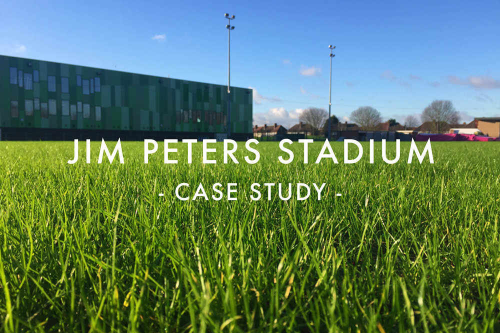 Jim Peters Stadium - Case Study