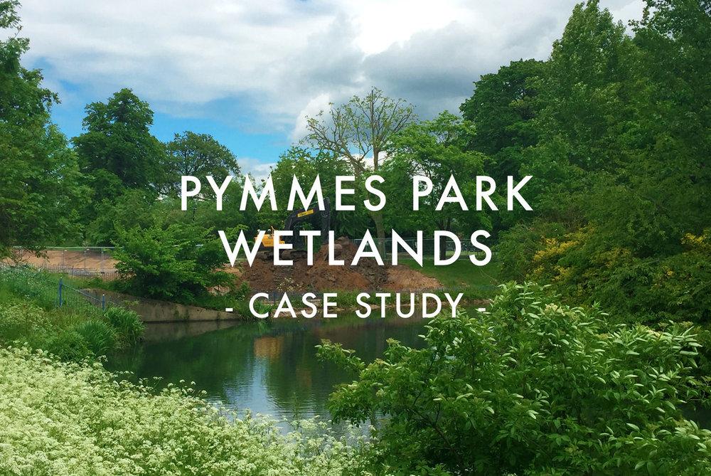 Pymmes Park Wetlands - Case Study