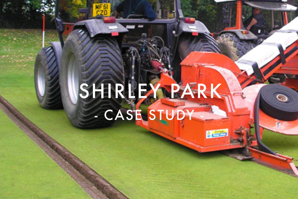 Shirley Park Golf Club Case Study
