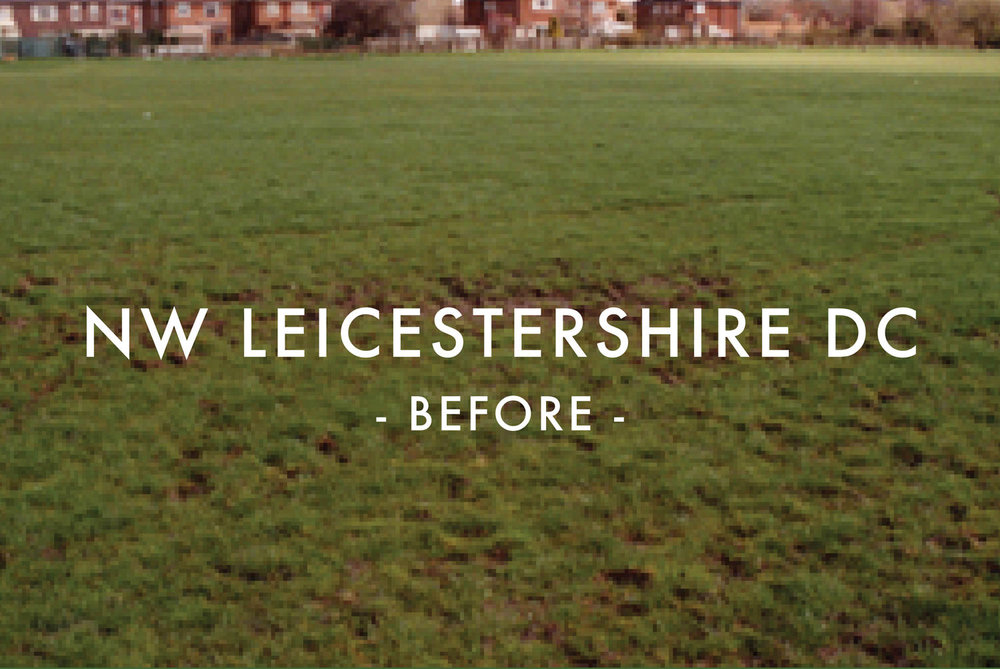 NW Leicestershire - Before Drainage
