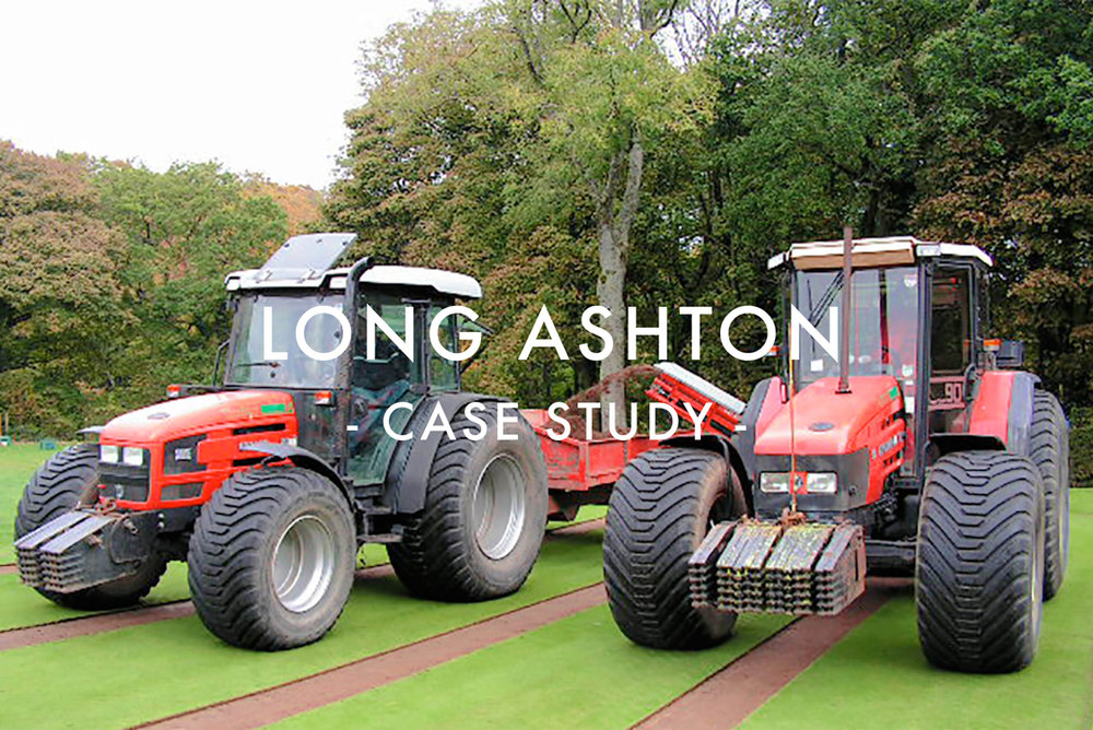 Long Ashton Golf Club Greens Drainage Case Study