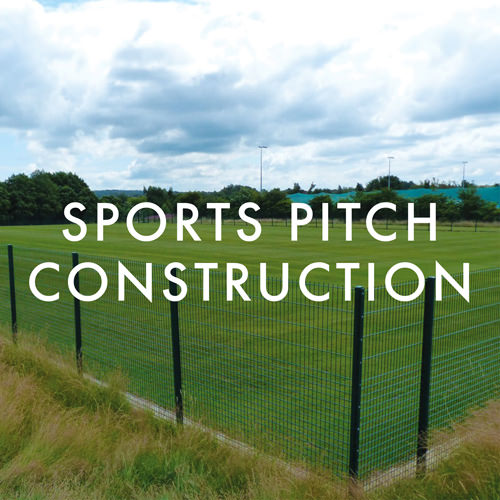 Sports Pitch Construction