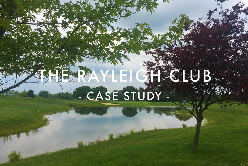 The Rayleigh Club - Golf Course Construction Case Study