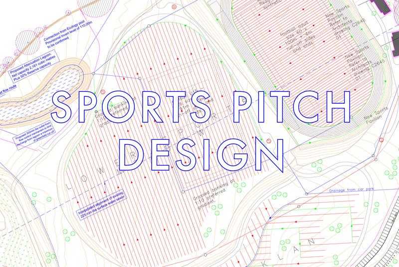 Sports Pitch Design