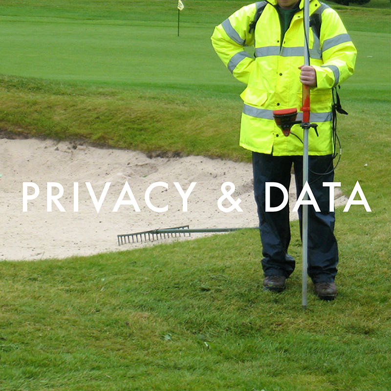 Privacy & Data Policy