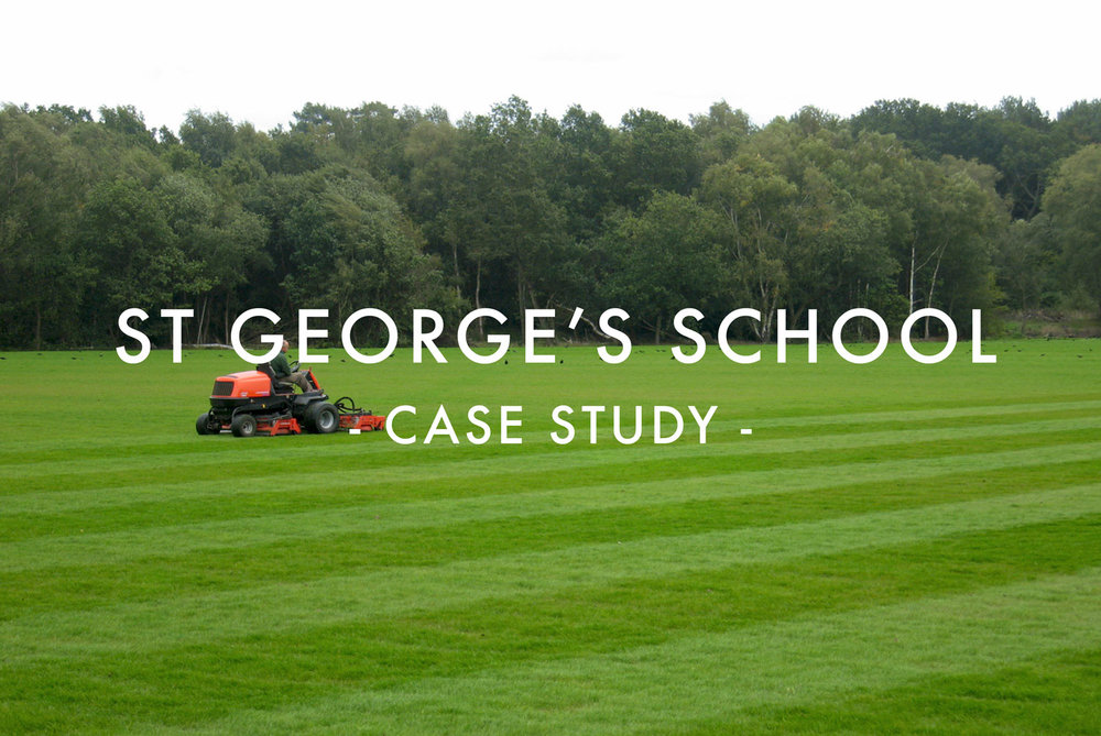 St George's School - Case Study