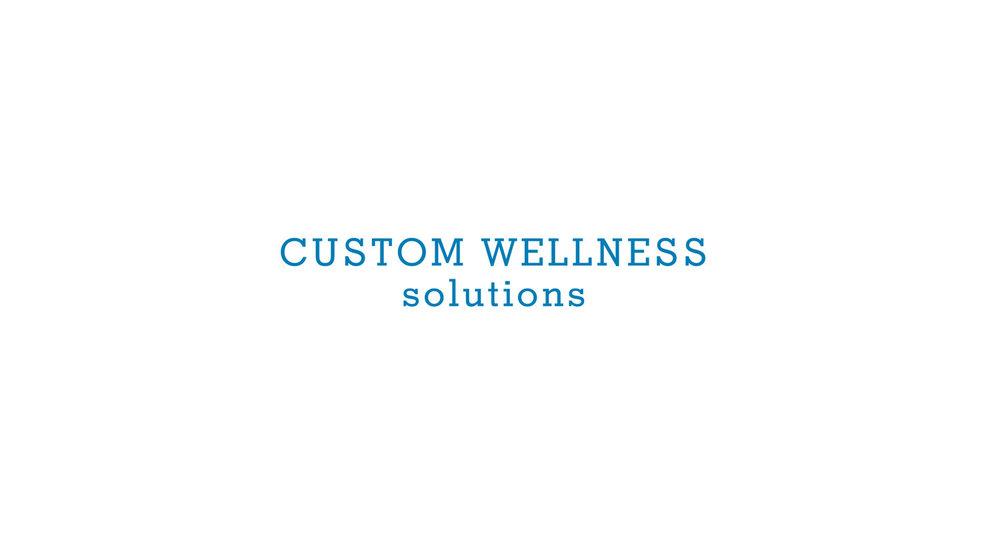 Health Coach Custom Logo