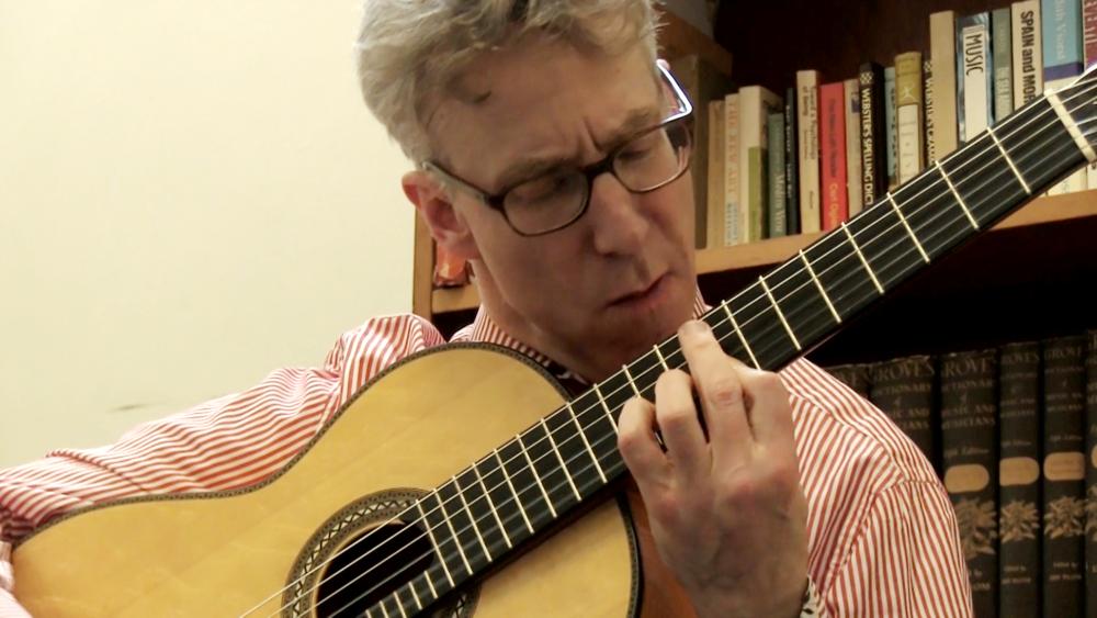 Eliot Fisk, guitar