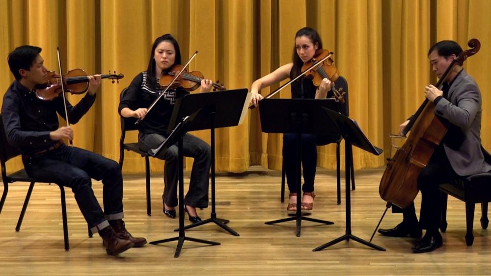 Parker String Quartet